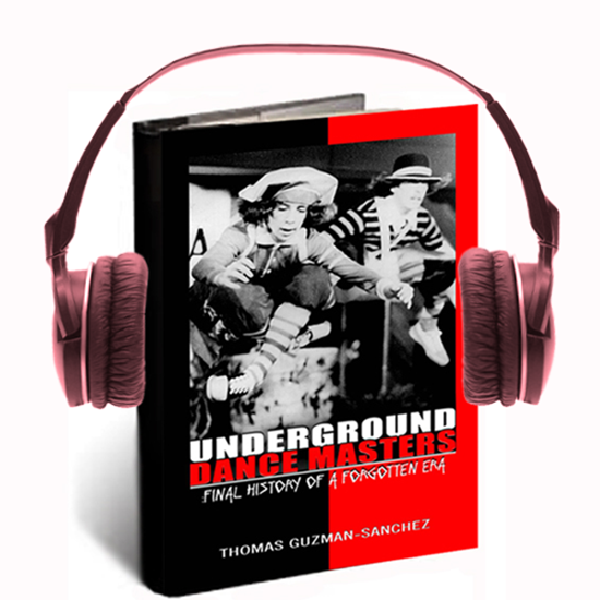 Picture of Underground Dance Masters: Final History of a Forgotten Era (Digital Audio Book) available soon