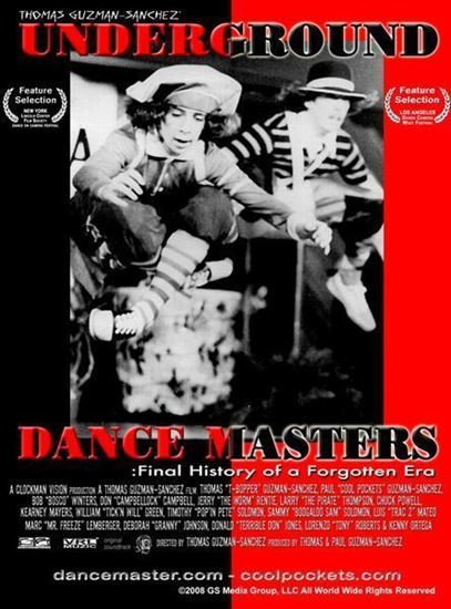 Picture of Underground Dance Master Poster (Autographed)